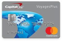 capital one voyagesplus