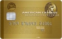carte en or entreprise air miles american express logo