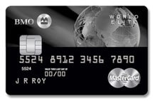 Carte MasterCard BMO World Elite-logo