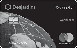 Carte Odyssee World Elite Mc N F