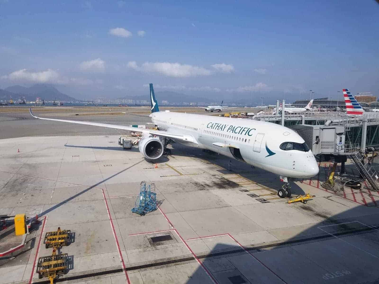 cathay pacific a350 1000 1