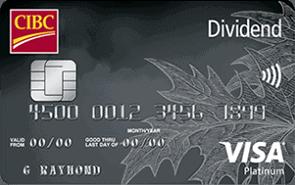 Cibc Dividend Platinum Visa