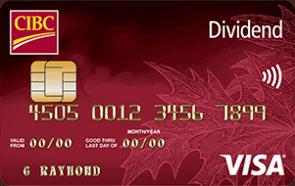 Cibc Dividend Visa