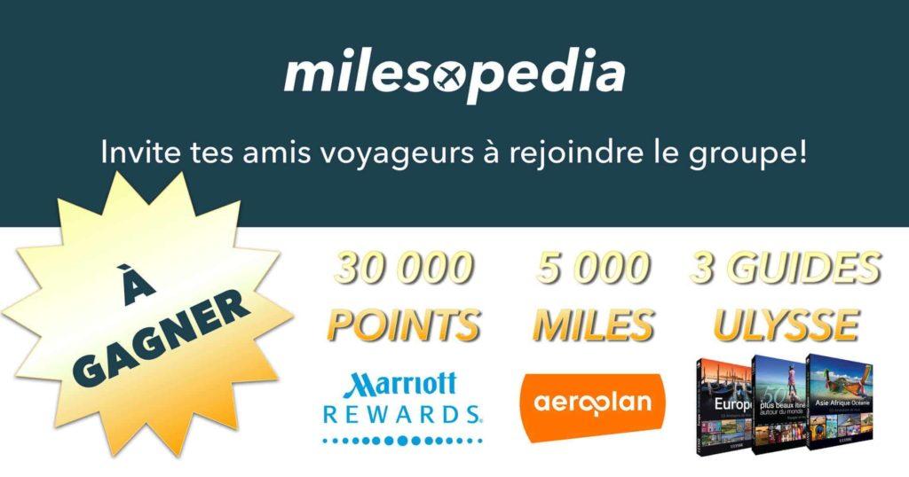 concours milesopedia