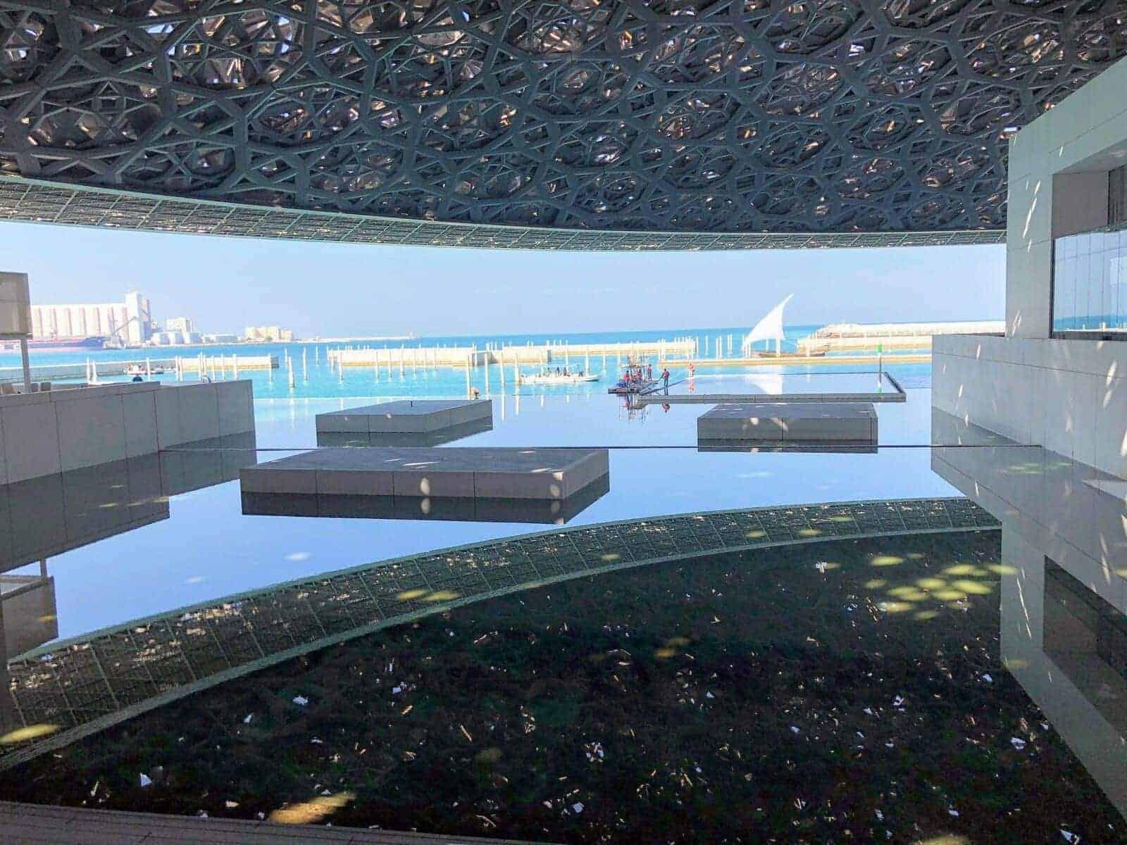 contraste eau et argent musee du louvre