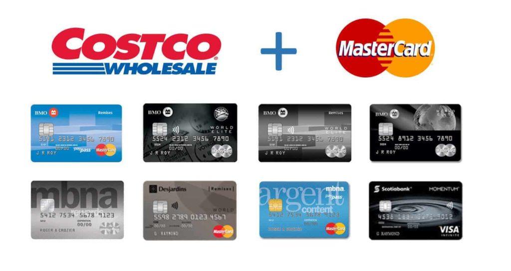 Carte de crédit Costco mastercard