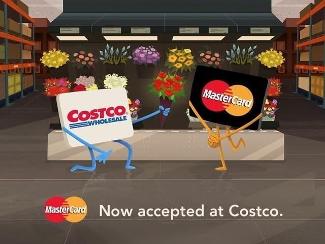 costco mastercard