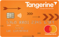 credit card fr tangerine