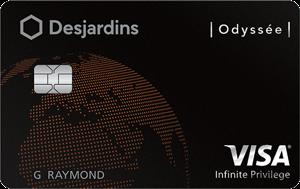 Desjardins Odyssee Infinite Privilege Fr
