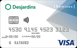 Desjardins Remises Visa Fr