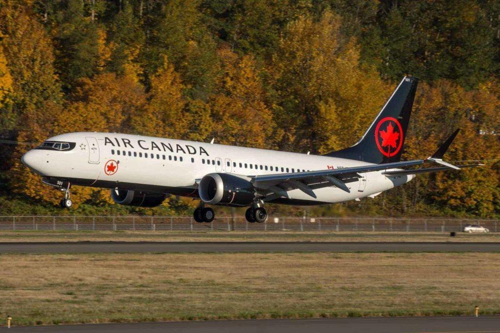 dsc03439e air canada 737 8 max n60436