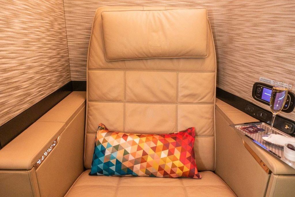 etihad airways first class apartment a380 25