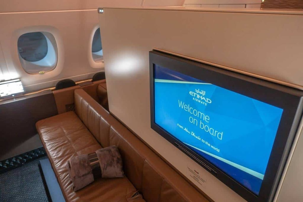 etihad airways first class apartment a380 49