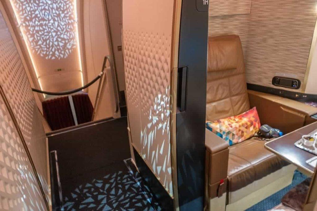 etihad airways first class apartment a380 67