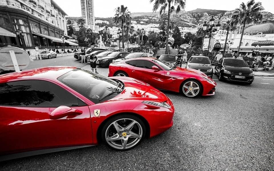 ferrari french riviera