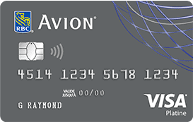 RBC Avion Platinum