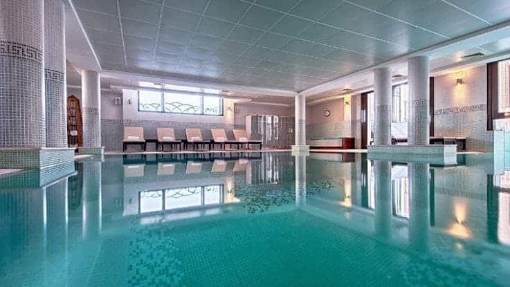 hyatt nice piscine