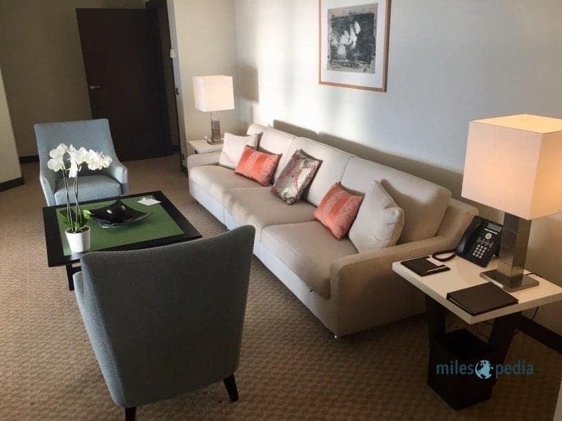hyatt regency nice chambre11