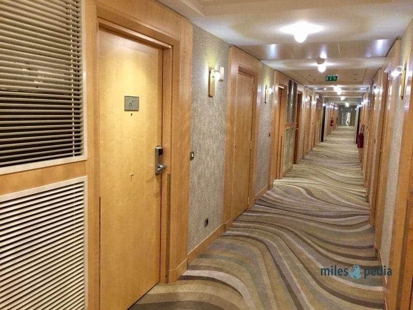 hyatt regency nice chambre31