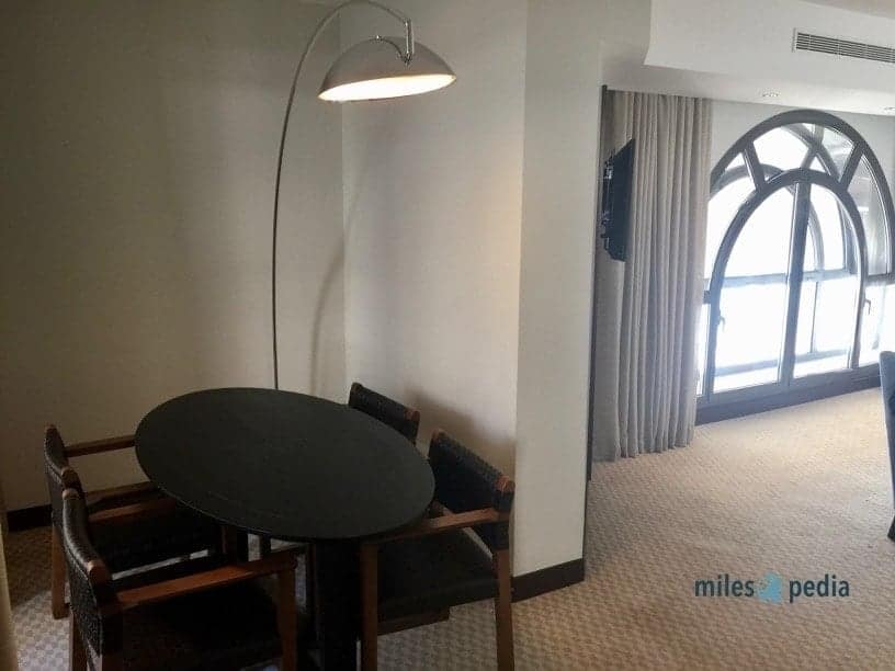 hyatt regency nice chambre7