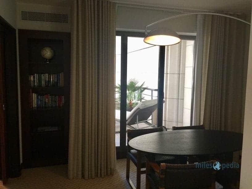 hyatt regency nice chambre8