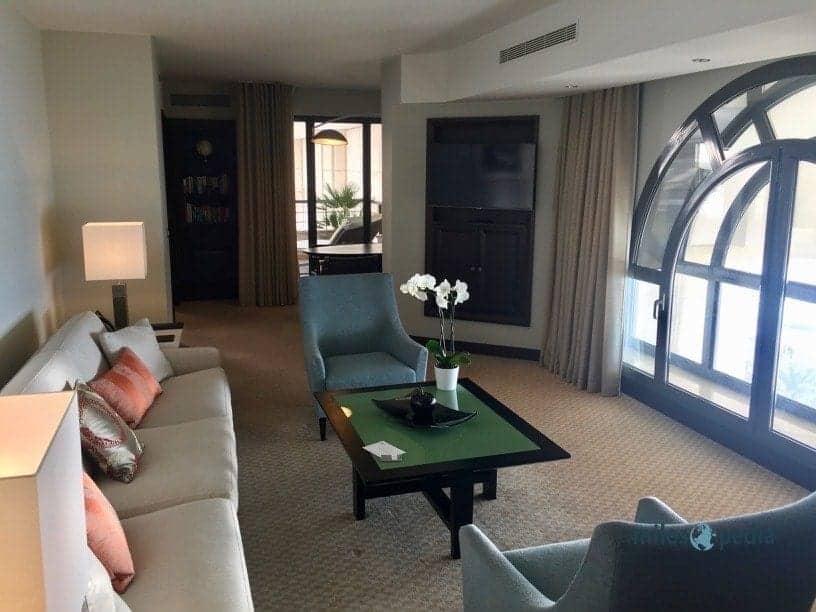 hyatt regency nice chambre9