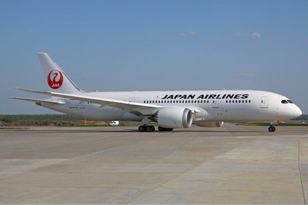 japan airlines boeing 787 846 dreamliner kustov