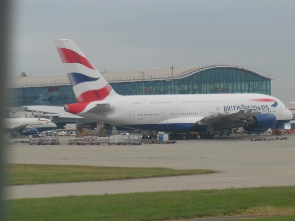 jfk lhr british first102