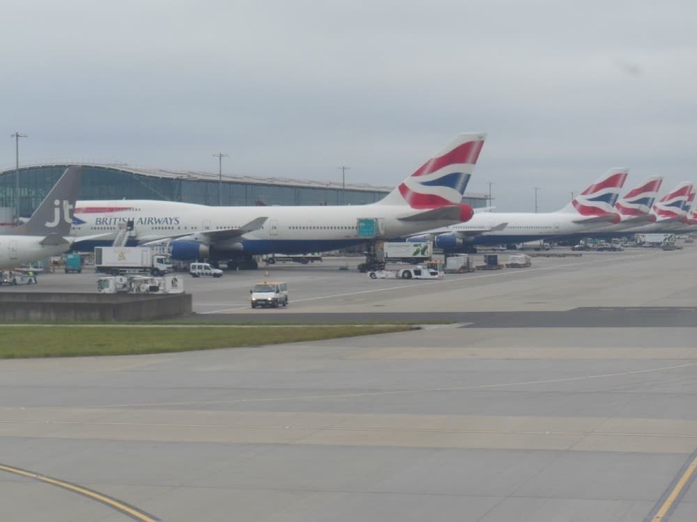 jfk lhr british first103