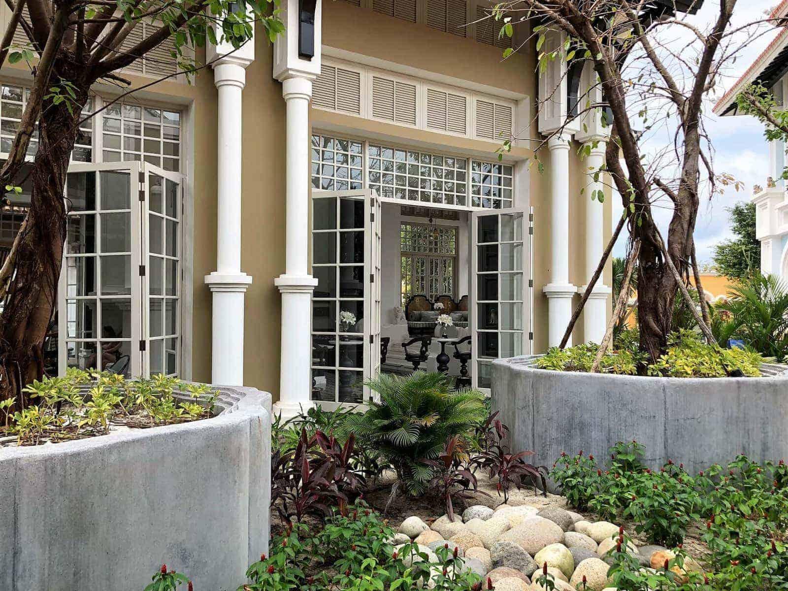JW Marriott Phu Quoc Emerald Bay Resort & Spa - lobby