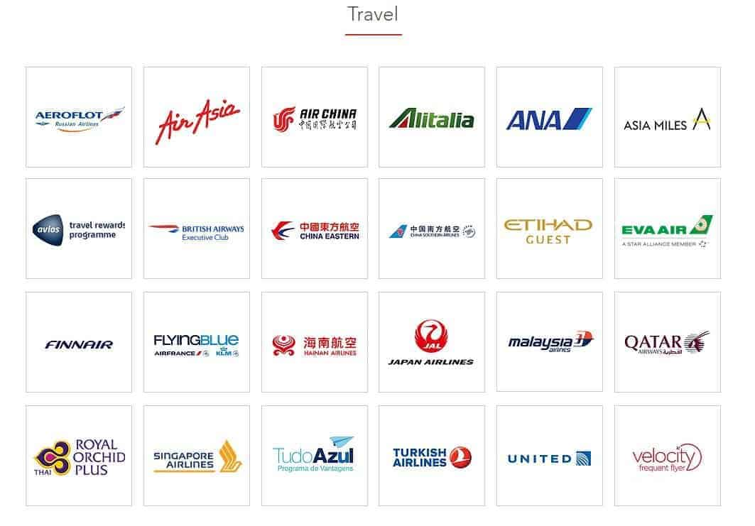 kaligo travels compagnies aériennes partenaires
