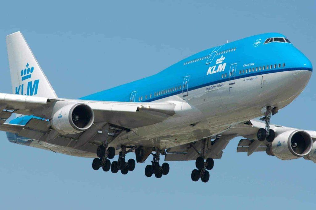 klm 747 400 city of lima ph bfl