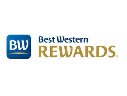 logo best western rewards