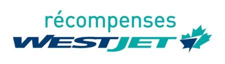 logo recompenses westjet