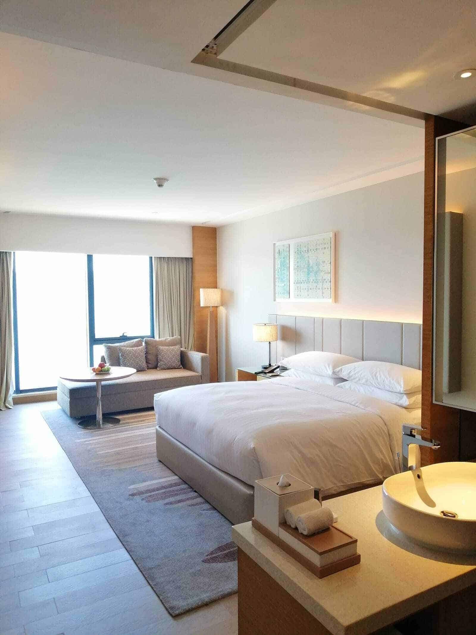 marriott hotel kota kinabalu borneo malaisie 3