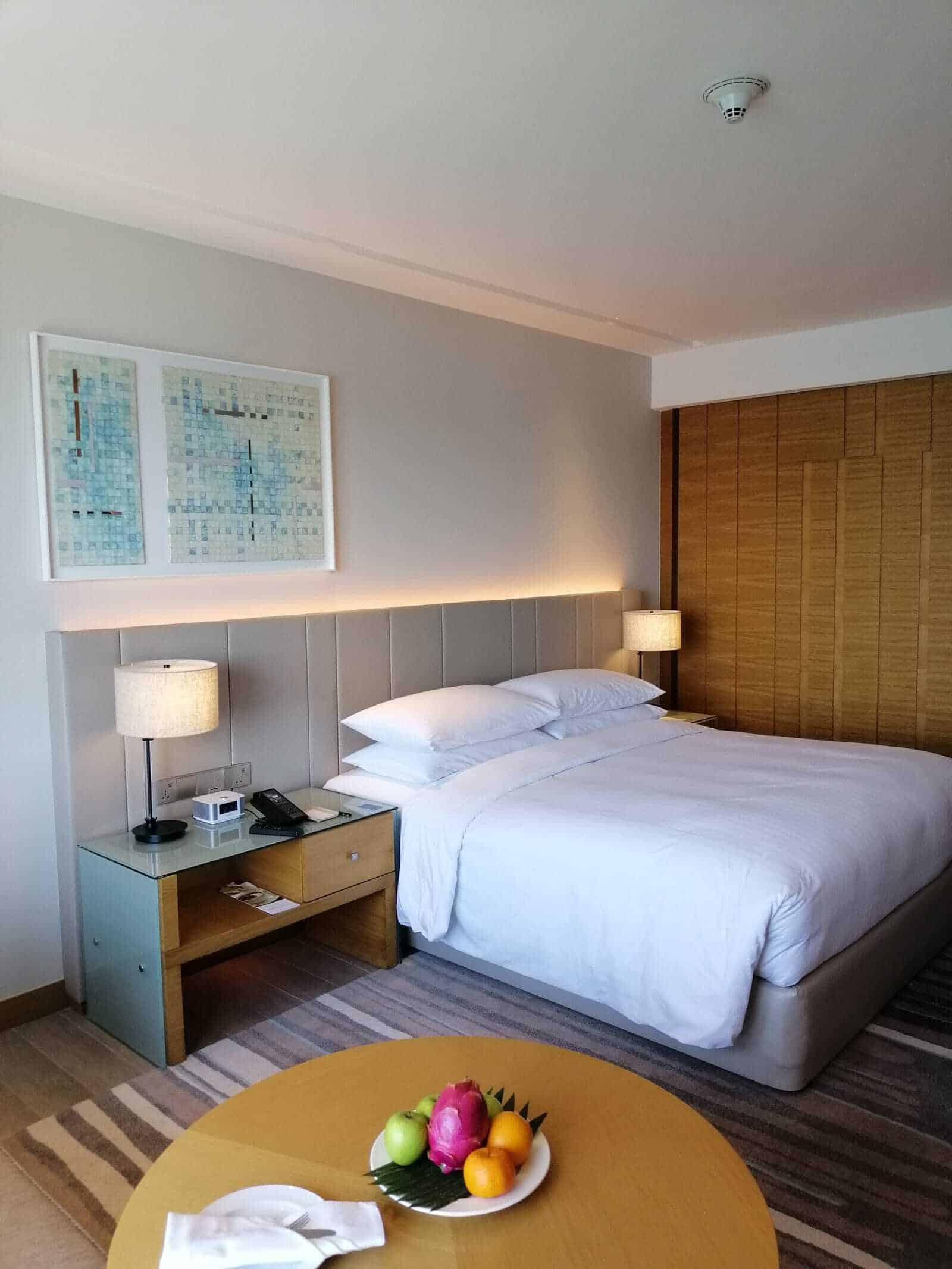 marriott hotel kota kinabalu borneo malaisie 4