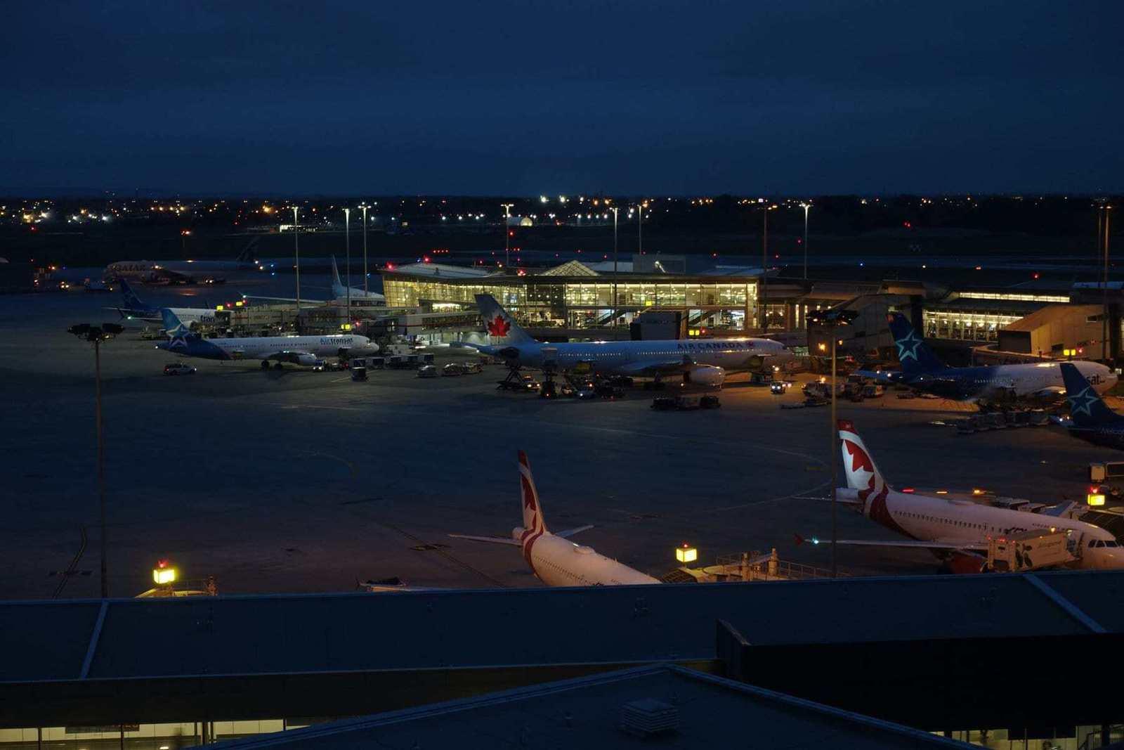 marriott terminal aeroport montreal yul 17