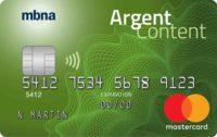 mbna argent content 1