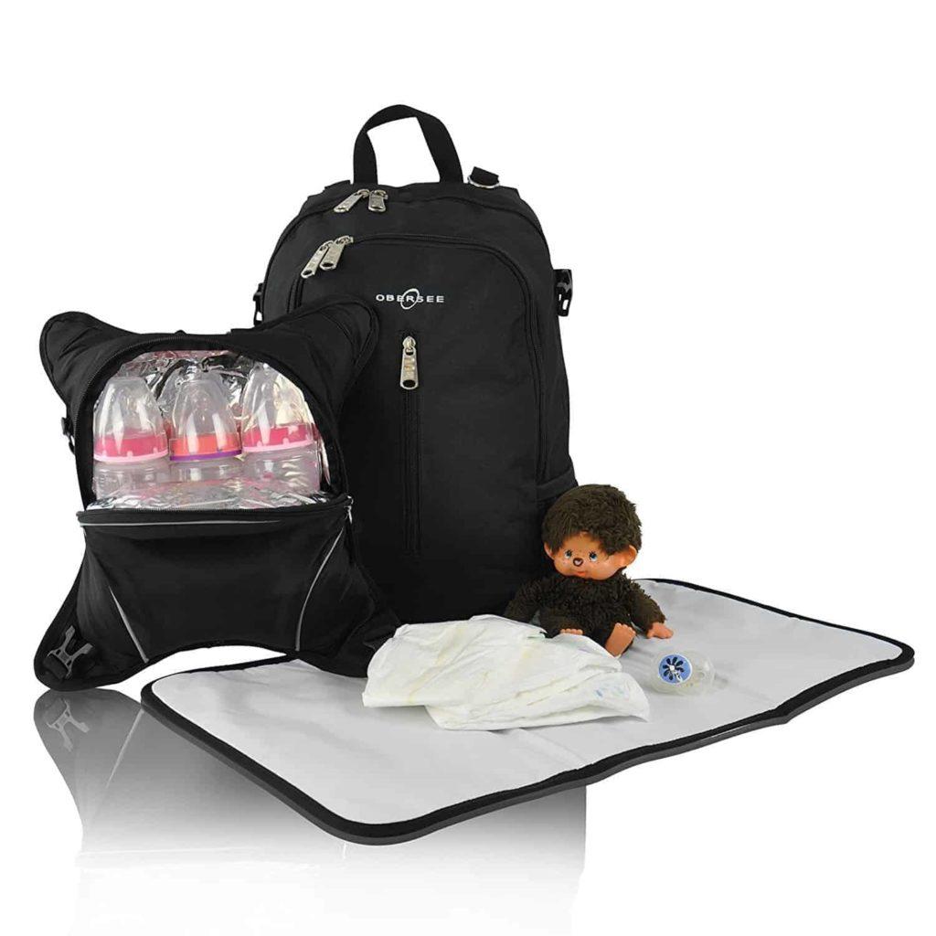 obersee rio diaper bag
