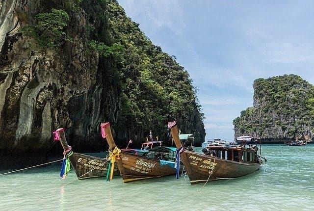 Vols Vers La Thaïlande Avec Les Points Et Milles