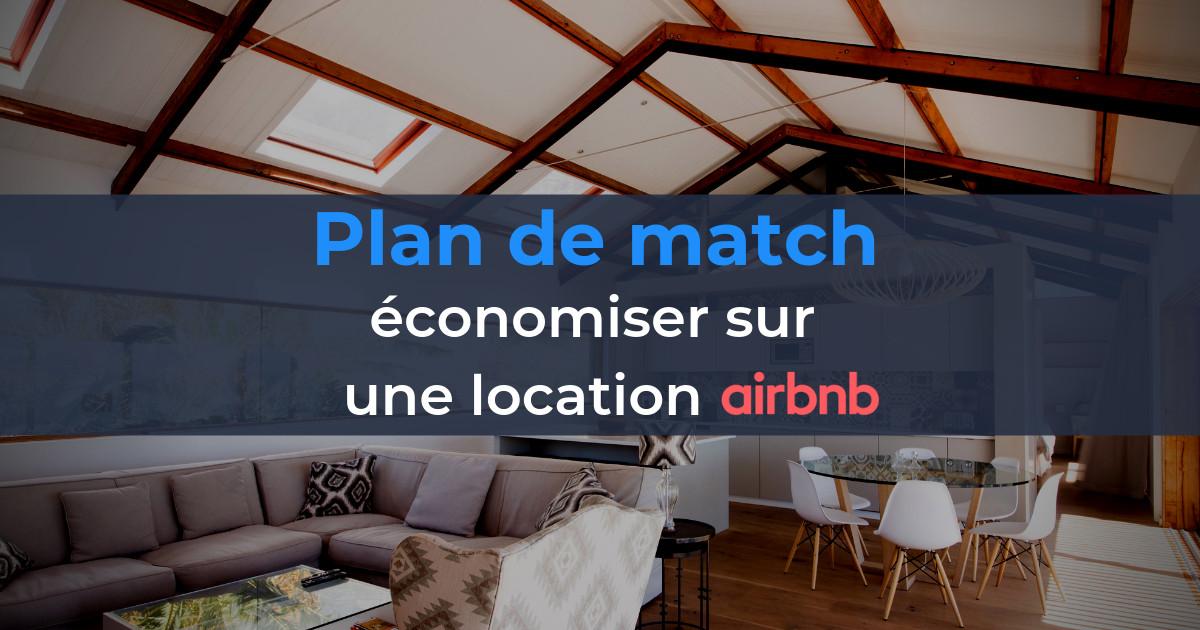 plan de match airbnb