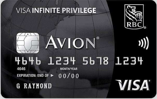 rbc visa infinite privilege voyages