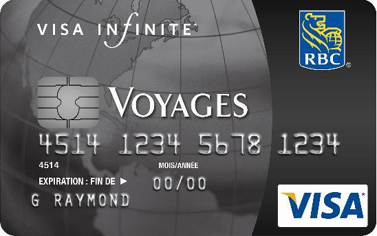 rbc visa infinite voyages