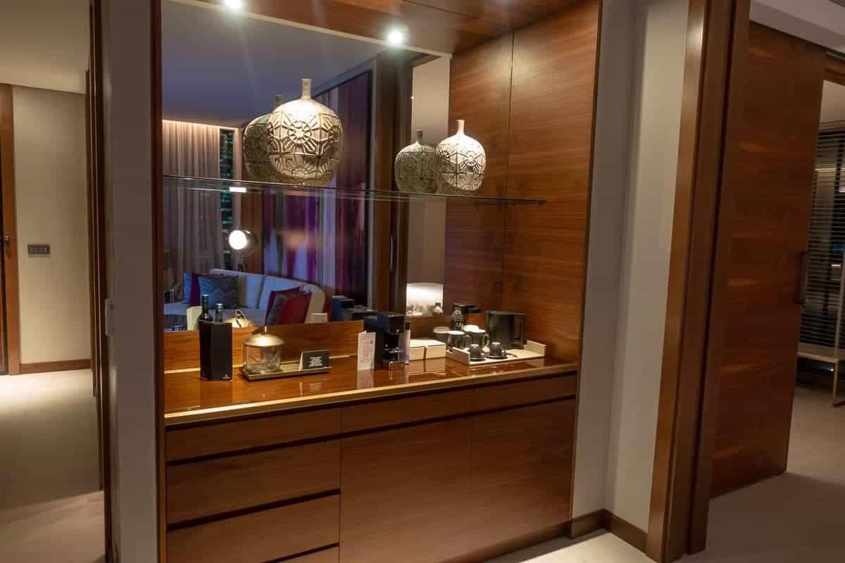 renaissance downtown hotel dubai chambre 07