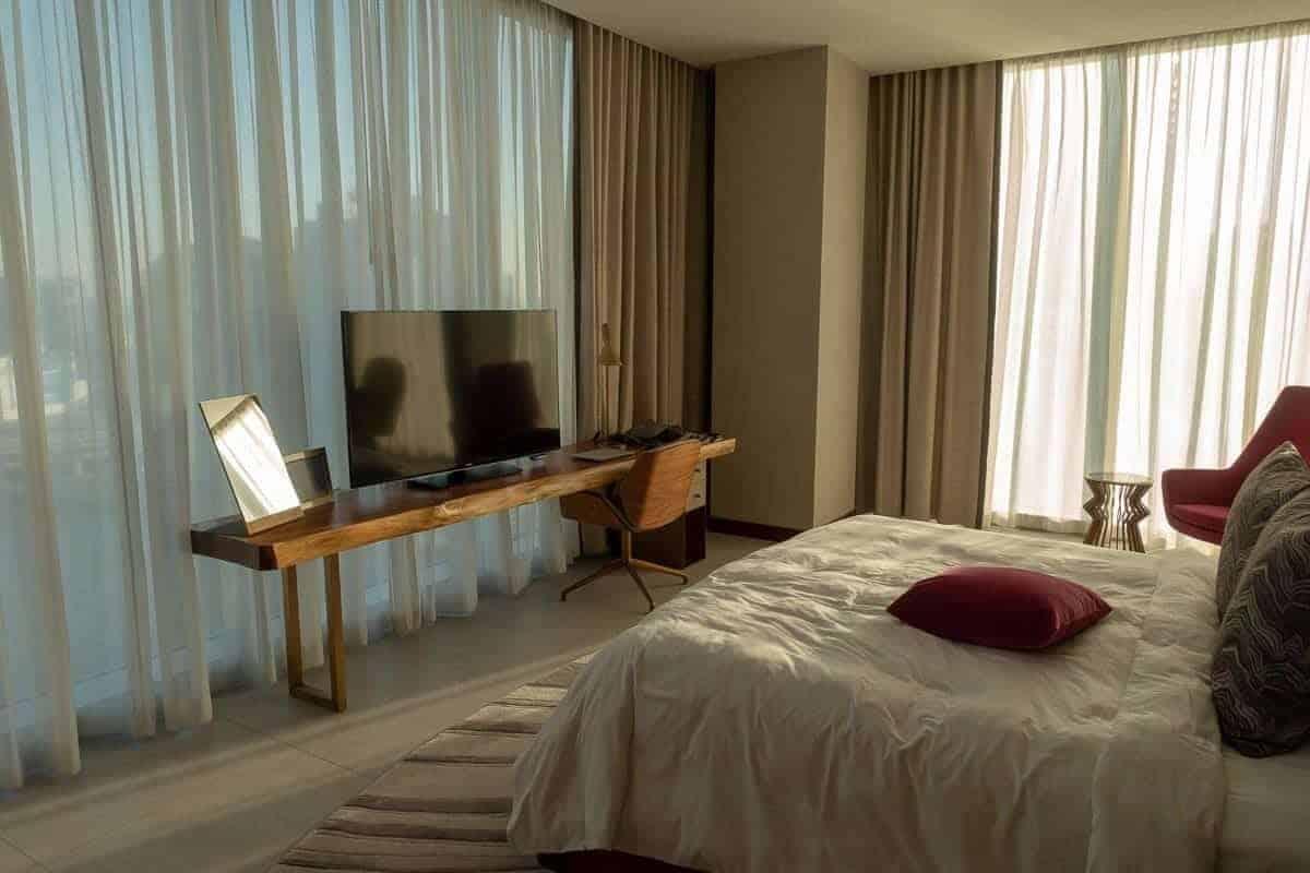 renaissance downtown hotel dubai chambre 16