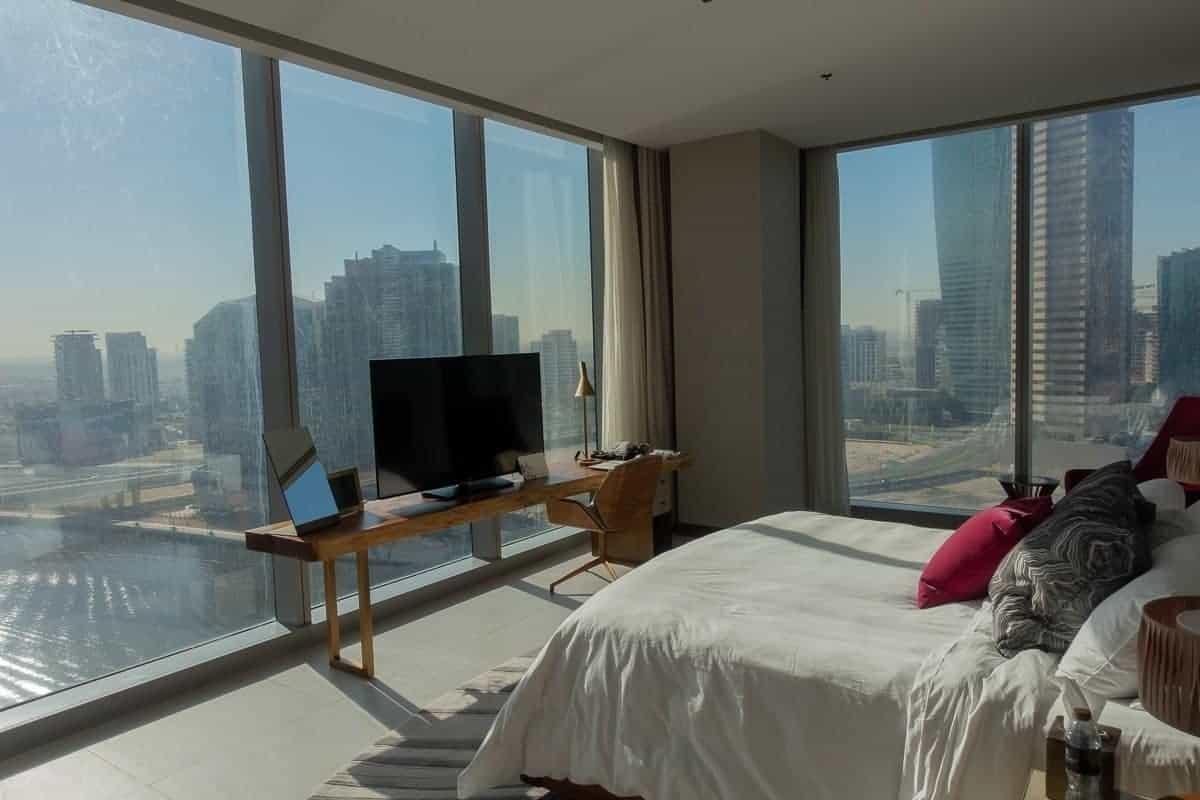 renaissance downtown hotel dubai chambre 17