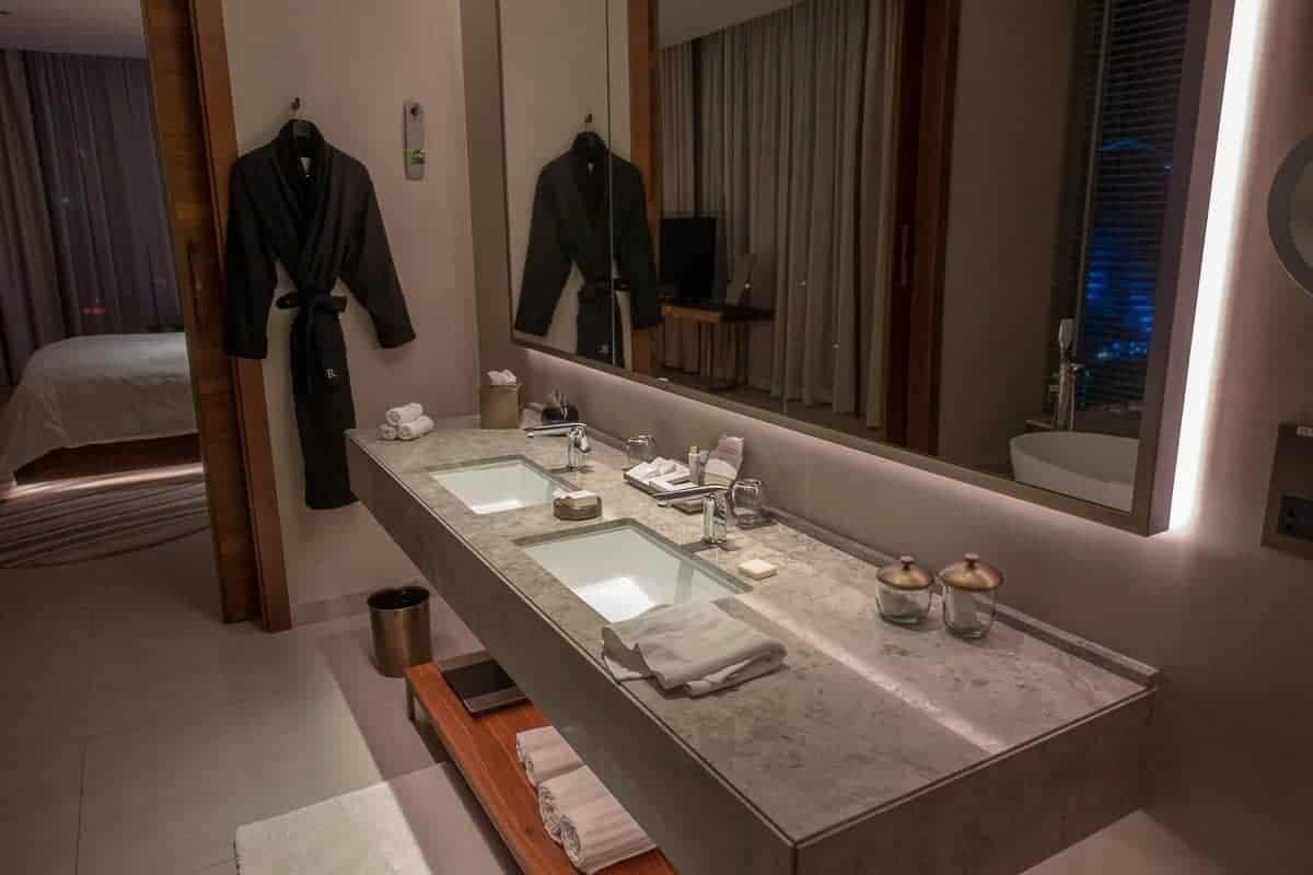 renaissance downtown hotel dubai chambre 24
