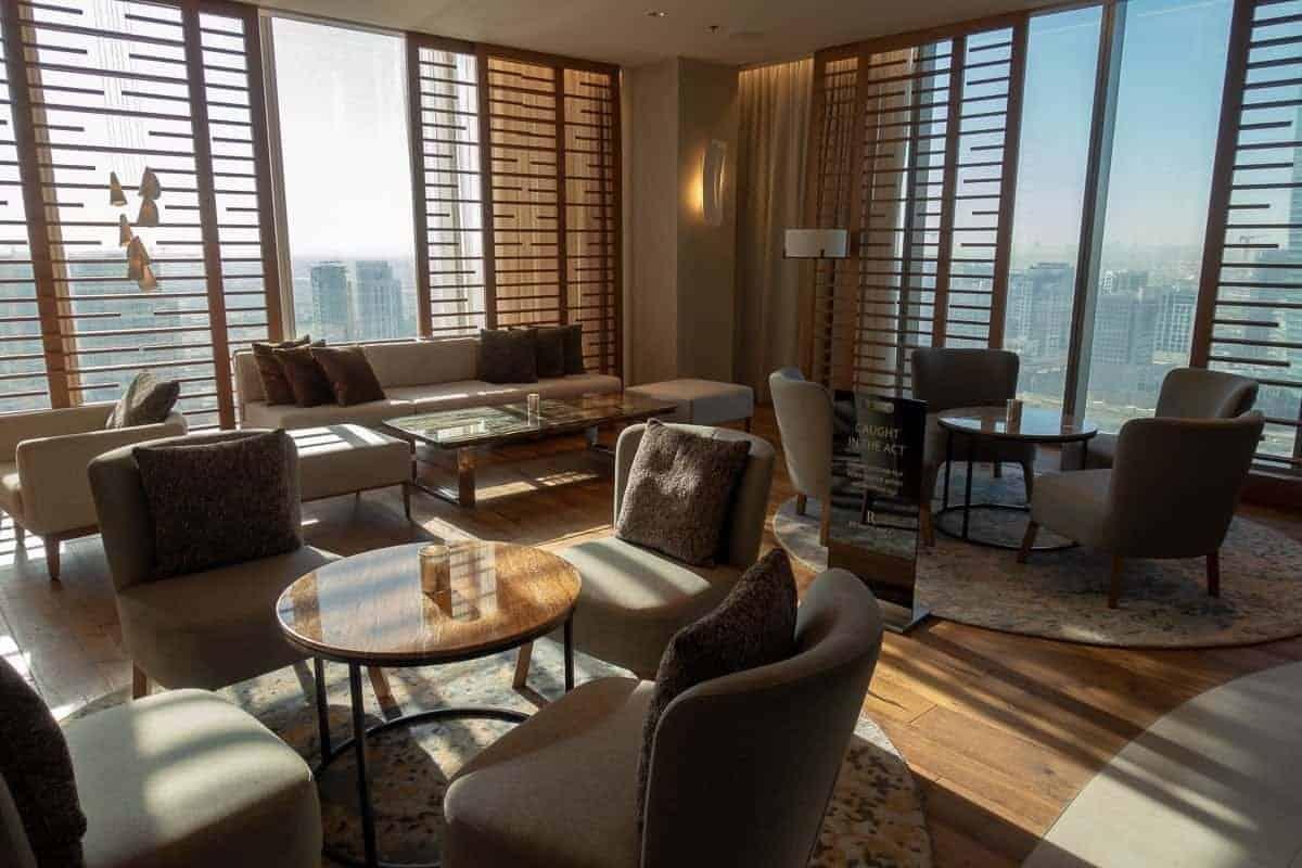 renaissance downtown hotel dubai lounge 04