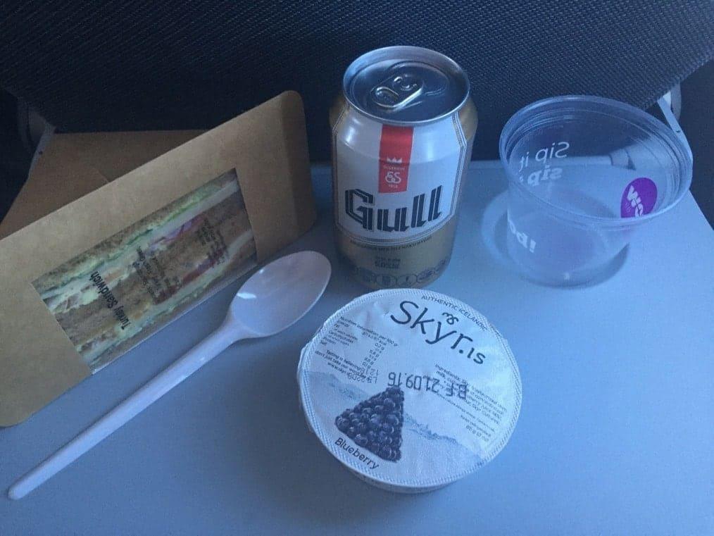 repas a bord