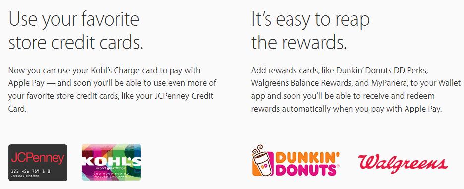 rewards apple pay